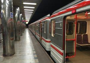 Dopravní podnik uvažuje o zavedení internetového signálu v tunelu na trase C.