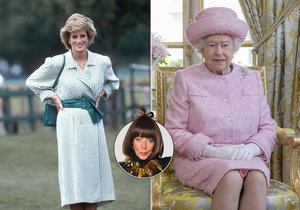Podle Františky byla Diana rozervaná dívka.