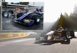 Závody formulí F1 2017 od Codemasters se opravdu povedly.
