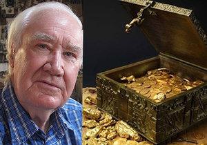 Milionář ukryl v horách zlatý poklad, při jeho hledání umírají lidé.