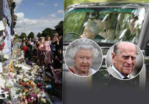 Na zesnulou Dianu (†36) vzpomínaly statisíce lidí: Bez účasti královny.
