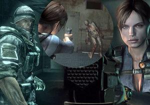 Resident Evil Revelations je povedený akční horor i na PlayStation 4. Užijí si ho ale především fandové.
