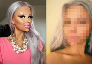 Barbie Jiráčková ukázala obličej bez make-upu.