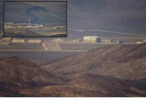 Nadšencům do mimozemšťanů se podařilo natočit Oblast 51.