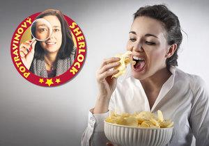 Chipsy jsou pohromou dietologů už 164 let