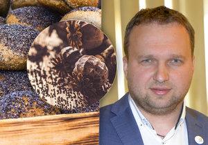 Nekvalitní mák v Česku je novým tématem pro ministra zemědělství Mariana Jurečku.