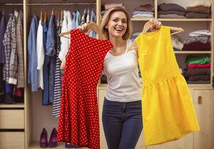 Pokud budete mít základní kousky, už nebudete mít problém s výběrem oblečení.