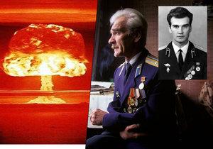 Zemřel hrdina, který zabránil třetí světové válce. Rodina smrt Petrova (†77) měsíce tajila