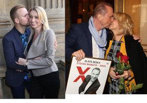 Štefan Margita a Martin Chodúr zlíbali své ženy.