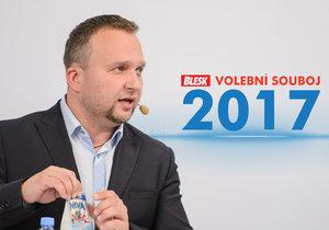 Má Marian Jurečka (KDU-ČSL) ve svém hospodářství oblíbenou krávu? A jak se jmenuje? Odpovídal v Blesk Volebním souboji 2017.