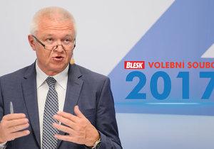 Kdy kydal naposledy Jaroslav Faltýnek (ANO) hnůj? Odpovídal v Blesk volebním souboji 2017.