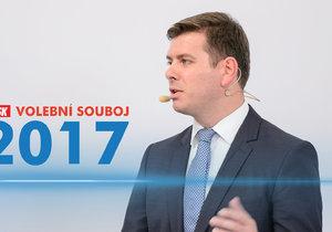 Kdy měnil Jan Skopeček (ODS) naposledy operátora a jak to šlo? Odpovídal v Blesk Volebním souboji 2017.