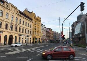 Praha 5 chce prodloužit pěší zónu ve Štefánikově ulici: Možná až do ulice V Botanice