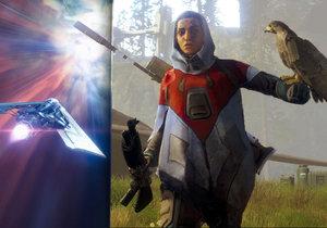 Destiny 2 je skvělá sci-fi střílečka pro online pařany.