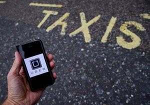 Uber v Londýně asi přijde o licenci. Úřad nechá taxislužbu jezdit jen do září