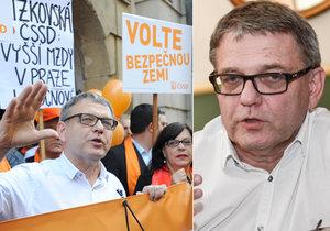 Lídr ČSSD Zaorálek: Lidé žijí od výplaty k výplatě. Nízké mzdy vedou k úpadku