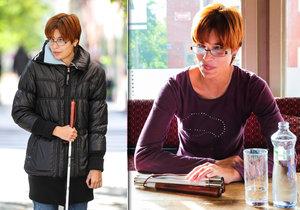 Nevidomou Aničku (23) rodiče místo lásky a pomoci týrali. V Praze našla nový život