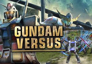 Gundam Versus je akce s roboty, kterou ocení víceméně jen fanoušci anime předlohy.