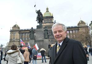 Miroslav Sládek (Archivní foto)