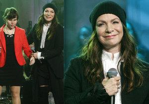 Anna K. s rakovinou vystoupila pro slepé: Mám zdravotní volno, ale tady jsem zazpívat musela!