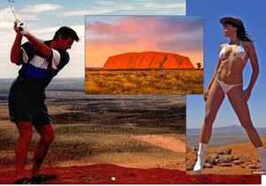 Nepatřiční turisté u Uluru štvou původní obyvatele Austrálie.