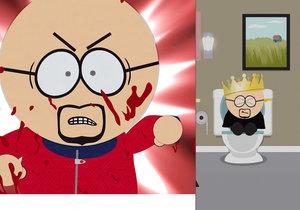 Jako nové děcko se v South Park: The Fractured But Whole vydáváte na fekální dobrodružství.