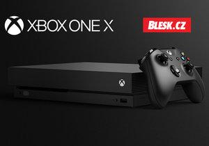Blesk.cz podrobil konzoli Xbox One X důkladnému testu.