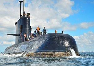 Ponorka se ztratila 15. listopadu 2017.