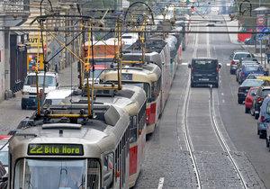 Problémy nejen v dopravě řeší nový projekt Polaď Prahu.
