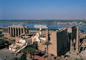 Luxor - ilustrační foto
