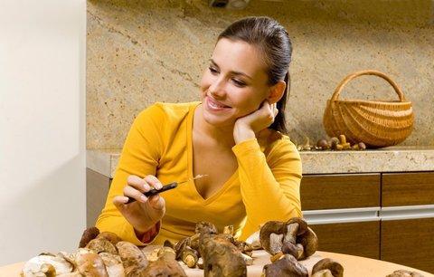 Velká houbová hostina: 7 rychlých a levných receptů
