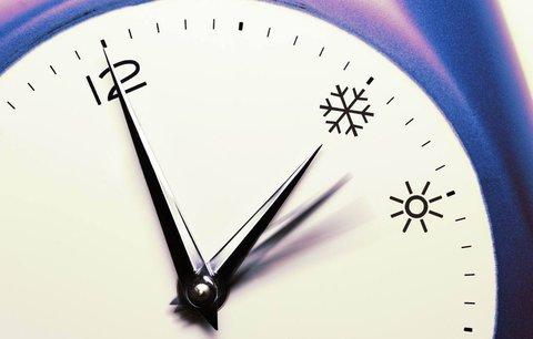 Už zítra se mění čas! Vzpruha, nebo noční můra?