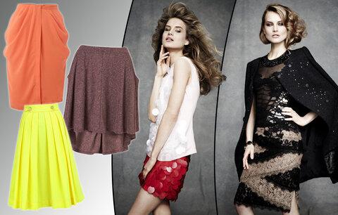 Milujeme sukně: Poradíme vám, s čím je nosit