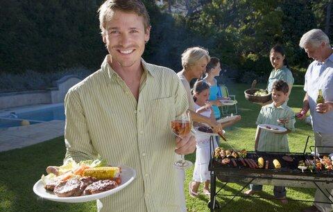 Maso z grilu je lahůdka! 10 rad, jak ho nejlépe připravit!