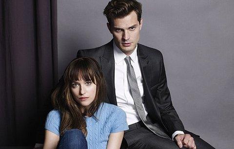 50 odstínů proniklo i do módy: Chcete kravatu, jakou měl Christian nebo náramek, který daroval Aně?