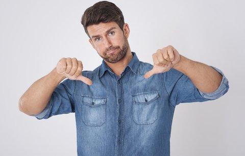 Čeští muži se neumějí oblékat! Jaké nejčastější chyby dělají?