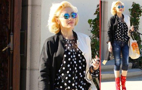 Styl podle celebrit: Zamilujte si retro jako Gwen Stefani