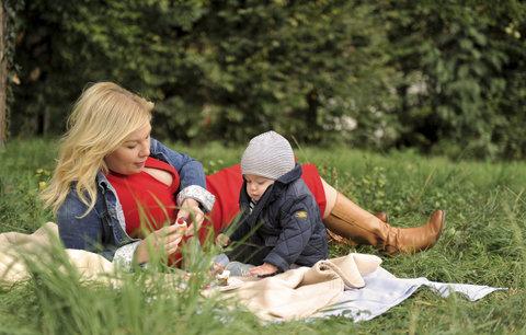 Dita Pecháčková přiznala: Chtěla bych ještě jedno dítě