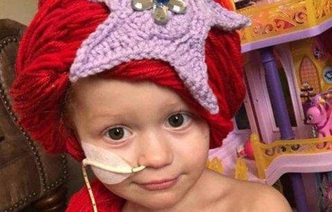 Dojemné! Žena pomáhá holčičkám s rakovinou stát se Disney princeznami