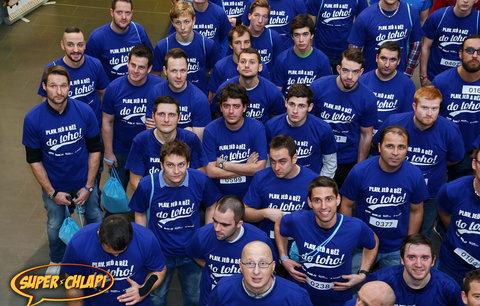 Striptér, Francouz i tělocvikář! Podívejte se na 24 mužů, kteří chtějí do sportovní reality show Superchlapi!