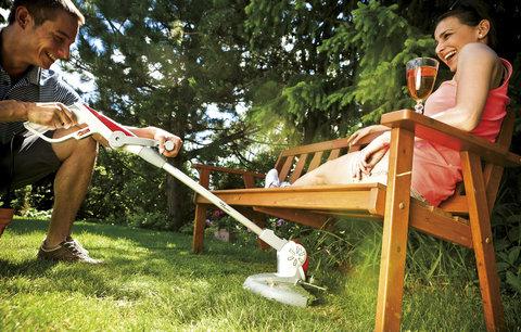 Soutěž: Strunou k dokonalému trávníku