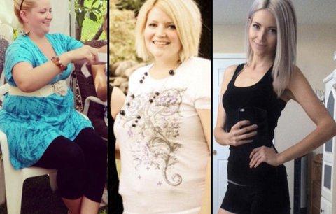 Během tří těhotenství přibrala na 100 kilogramů! Jak se jí podařilo zhubnout?