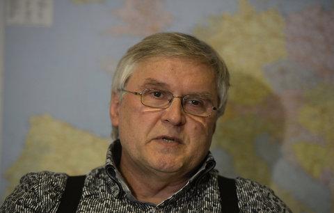 Prezidentský kandidát Igor Sládek