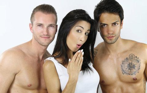 Jak se ženám líbí švédská trojka? Anonymní názory z internetu napoví