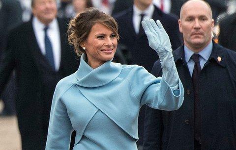 Bojkot Ralpha Laurena za model pro Melanii Trump? Dříve oblékal Hillary Clinton!