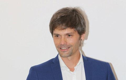 Marek Hilšer oznámil kandidaturu na prezidenta