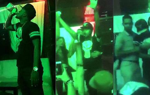 Šokující video: Muž se vsadil, že vypije láhev tequilly na ex, vyhrál a zemřel