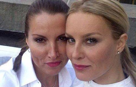 Simona Krainová: Obdivuji nasazení, s jakým sestra dokázala zhubnout