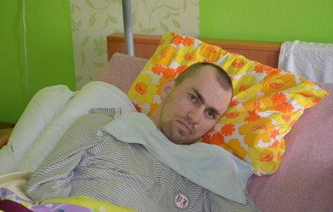 Zázrak! Pobodaný Marek se probral po 4 letech z kómatu: Zkouší mluvit a bude i chodit!