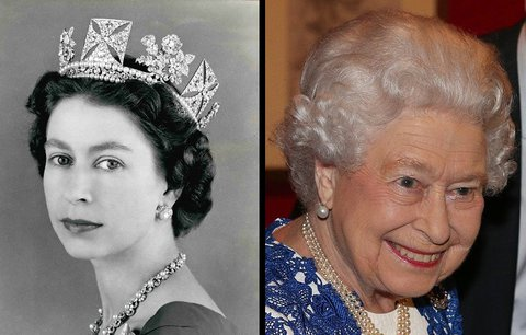 Královna Alžběta slaví 91. narozeniny! Jak se během desítek let změnila?